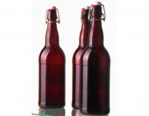 1 L Flaschen 24 Stück mit Bügelverschluss